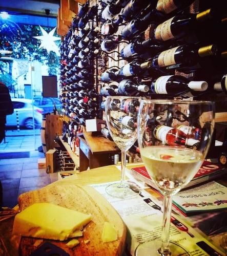 Бяло вино в магазин Купаж в София