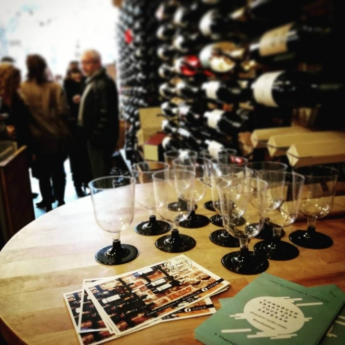 Винени дегустации в магазин за българско вино Купаж в София